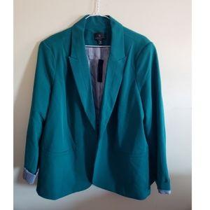 Women's Cuff Sleeve Blazer